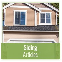 Siding Articles